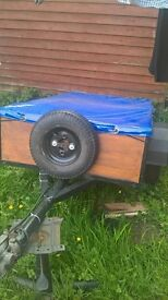 two trailers for sale good for camping