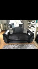 Three seater and two seater sofa mint condition