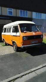 VW T25 Campervan Caravelle