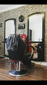 Barber/Hairdresser Units