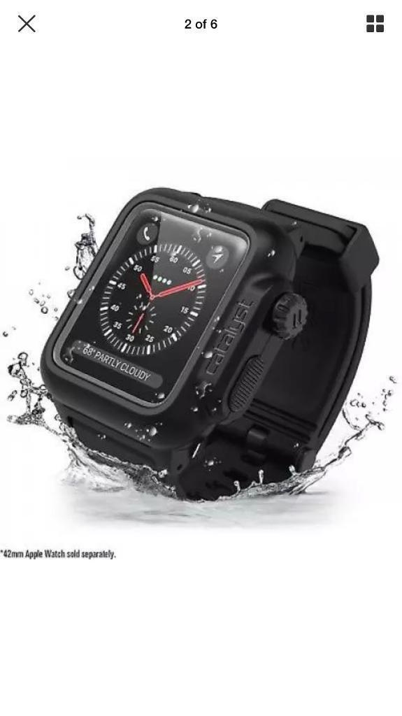 finest selection 4cad9 b30fd Catalyst case for 42mm Apple Watch series 2 & 3 Waterproof Shock Resistant  | in Bracknell, Berkshire | Gumtree