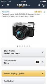 Panasonic LUMIX GX8 w/ 14-140mm lens & 20mm f1.7 mk2
