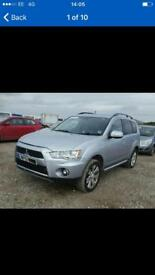 2013 MITSUBISHI OUTLANDER 2.2 DID FOR BREAKING