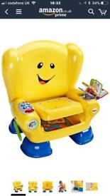 Fisher price smart stages chair music and sounds