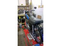 AJS Model 31 DL 1960 older restoration