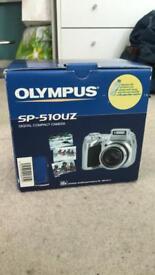 Olympus SP-51OUZ Camera