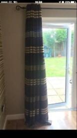 Curtains 2 pair