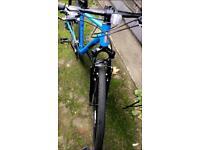 Pinnacle comblt 1 2017 hybrid bike size m
