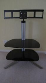 Alphason TV stand with additional shelves for DVD player / recorders etc