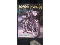 Great British Motorcycles of the Fifties. Bob Currie, printed 1991. VGC with dust cover.