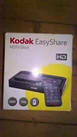 Kodak Easy Share HDTV Dock. UNUSED.