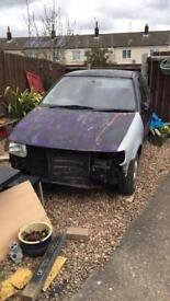 Polo 6n project, ideal rat car