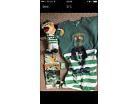 Celtic memorabilia