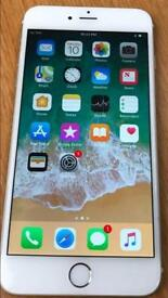 iPhone 6 64gb excellent condition box /charger