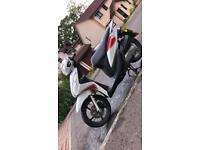 2017 Honda vision 50cc