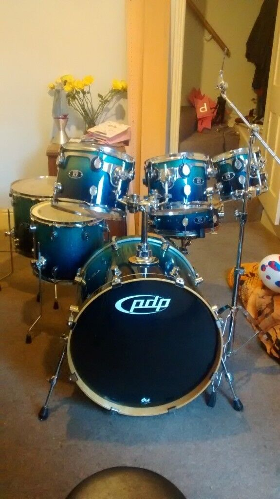 Pdp X7 Drum Kit In Sheffield South Yorkshire Gumtree