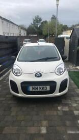 Citroen C1 2014 only 18000 miles £0 road tax.