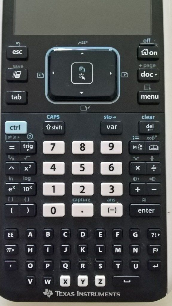 Texas Instruments Ti Nspire Cx Graphing Calculator 80 Offers