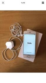 iPhone 6 64gb Unlocked Silver - excellent condition