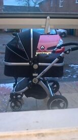 This is in cambrige not Papworth Puch chair for sale. Comes with everything you need.