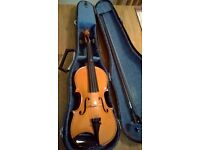 Andreas Leller Stentor 3/4 Size Violin Outfit