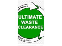 Man and van waste removal, rubbish clearance, garden clearance, low rates starting at £25