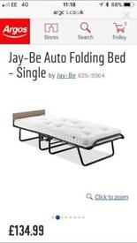 Jay-bee bed auto folding