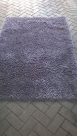 Carpet/Rug Mauve Excellent condition