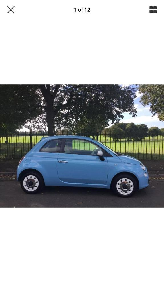 Braking fiat 500 car all parts available