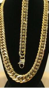 Miami Cuban gold chain