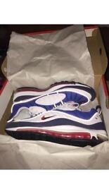 Nike 98 uk9 and uk11