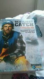 Dvds 8 deadly catch