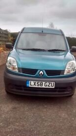 Renault Kangoo 12. Wheelchair Accessible Vehicle in VGC