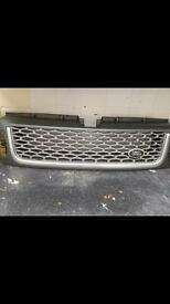 Range Rover grills