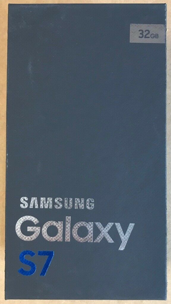New Samsung Galaxy S7 32GB SM-G930A AT&T Factory Unlocked GS