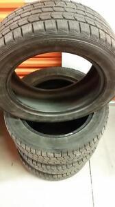 (86) Pneus d'Hiver - Winter Tires 205-55-16 Dunlop