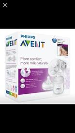 Phillips manual breast pump