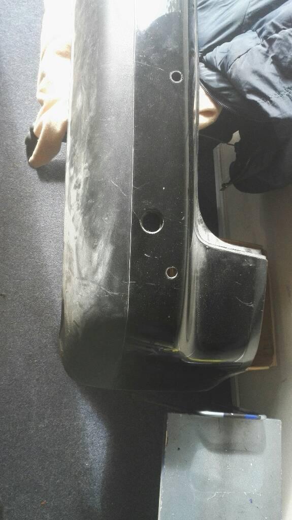 Vw touran 03-07 rear bumper