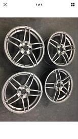 Cheap alloy wheels Vauxhall Renault Toyota seat Honda 4x100