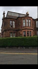 Large double room to let in shared house in desirable part of Dennistoun