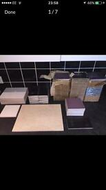 Assorted wall tiles ceramic