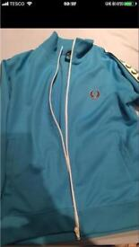 Boys Fred Perry Jacket
