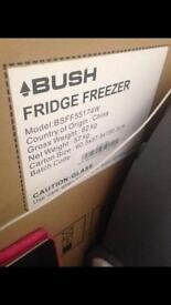Bush fridge and freezer