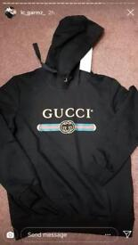 Gucci wolf jumpers available