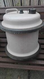 Aquaroll Caravan water /waste container