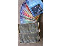 Blues Collection of 51 CD's and accompanying Magazines