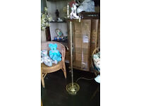 Marks and Spencer's Brass Floor Lamp