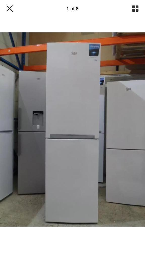 New ex display fridge freezer from Beko £210