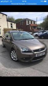 ⭐️ FORD FOCUS 2.0 PETROL CONVERTIBLE ⭐️