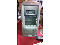 Mouse over image HP PROLIANT SERVER ML370 WITH 300gb SCSI 5 x SCSI DRIVES + XEON PROCESSOR